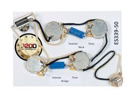 920d es 339� 50's wiring harness for gibson cts switchcraft pio 50 led light bar wiring harness at 50 Wiring Harness