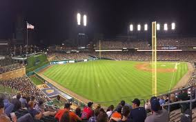 Detroit Tigers Seating Chart Map Seatgeek