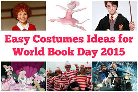 easy world book day 2018 costume ideas for your kids