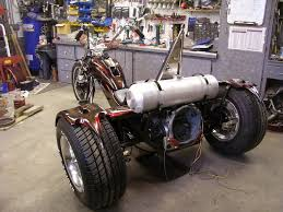 l j trike engineering corp we not only ride trikes we build them the trike should be ready for the motor or close to it and it might look like this or not