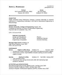 Resume Biomedical Engineering Sample Biomedical Engineer Resume 9 Free Documents Download In
