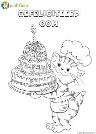 25 Het Beste Gefeliciteerd Oma Verjaardag Kleurplaat Mandala