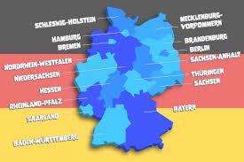Martin rauch experiences the fall of the berlin wall in november 1989 during his activities as an east german spy. Alle 16 Bundeslander Von Deutschland Auf Einen Blick
