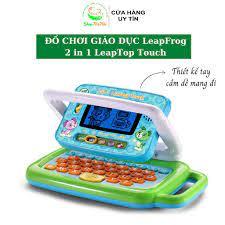 Đồ chơi laptop thông minh Leap frog 2 in 1 laptop. - Boardgame Hãng Leap  Frog