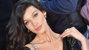 new york ny november 08 bella hadid prepares backse ahead of the 2018 victoria s secret fashion