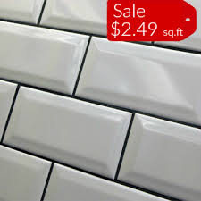 white beveled subway tile collection main sale 386 350 c=2