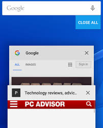 Android Tabs How To Reinstate Tabbed Browsing In Google Chrome For Android Tech