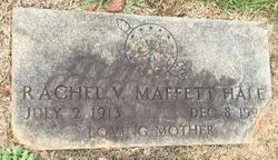 Rachel Priscilla Vickery Hale (1913-1995) - Find A Grave Memorial
