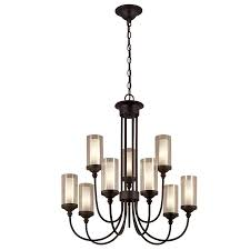 portfolio kingsmere in light oil rubbed bronze e333aaba9af7d808 small kitchen charming lighting chandelier 31 edison bulb bathtub and shower combo
