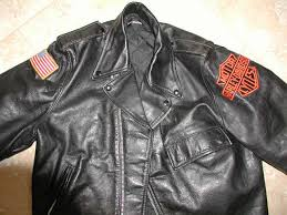 harley jacket how old is it