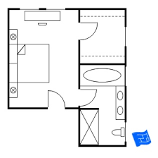 Beautiful Master Bedroom Floor Plan Bedroom Entry 2 ...