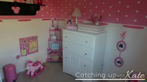 Minnie Mouse Stuff For Bedroom Minnie Mouse Room Diy Decor Highlights Along The Way