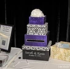 Diy Wedding Cake Gift Card Box