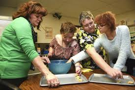 Woodrow Wilson High School special needs class receives funding for cooking  courses | News | register-herald.com