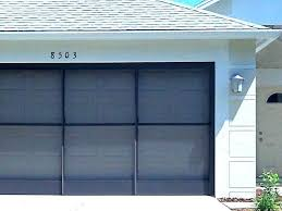 2 car garage screen door enclosure astonish backyards screens