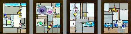 awesome stained glass cabinet door inserts for