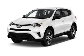 2017 Toyota RAV4 Reviews and Rating | MotorTrend