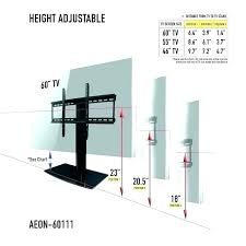 Tv Dimensions Chart 72 Tv Dimensions Desserttruck