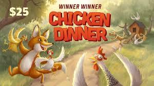 Winner <b>Winner Chicken Dinner</b> by Chad Elkins — Kickstarter