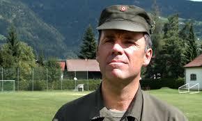 Unter anderem ernannte er den 48 Jahre alten Oberstleutnant Gerhard Pfeifer zum stellvertretenden Militärkommandant in Tirol. - Gerhard_Pfeifer