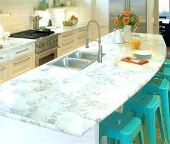 how to install laminate countertop sheets