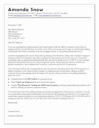 Pharmaceutical Sales Cover Letter Unique New Sample Cover Letter For