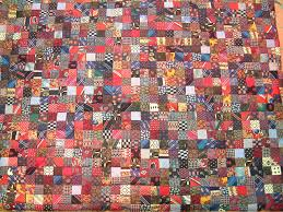 Mens Tie Quilt & 8 Best Images About Tie Quilt On Pinterest & Quilt Inspiration: Waste Not, Want Not: Quilts From Men's Ties Adamdwight.com