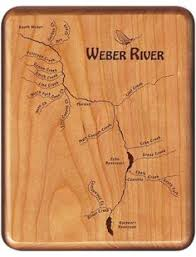 8 Best Utah River Map Fly Boxes Images Fly Fishing Custom