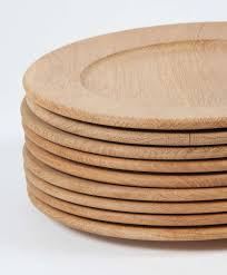 unfinished wooden charger plates designs