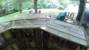 Bar Made Out Of Pallets Diy Pallet Bar Youtube