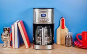 Find many great new & used options and get the best deals for cuisinart perfectemp 14 cup programmable coffee maker at the best online prices at ebay! Cuisinart 12 Cup Programmable Thermal Coffeemaker Review Top Ten Reviews