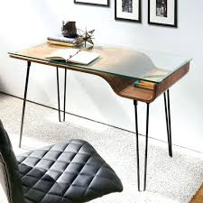 desks with glass top s ikea linnmon desk glass top
