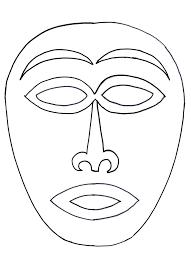 Masque Africain Photo De 8 1 Activit S Sur Le Th Me De L