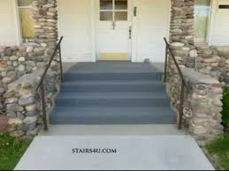 can you carpet exterior concrete stairs indoor outdoor carpeting you