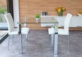 Fabulous Square Glass Kitchen Table With Circular Kitchen Table With