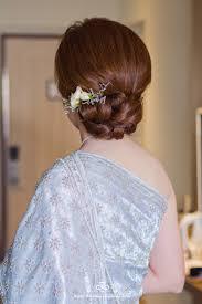 5 เทคนคจดทรงผมเจาสาว ผมสน ใหสวยเหมาะกบทกชดแตงงาน