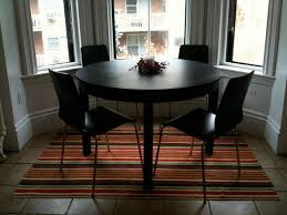 ikea round dining tables 19 best ikea bjursta dining table images by christina t on