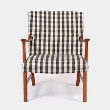 teak lounge chair by ole wanscher 1960s