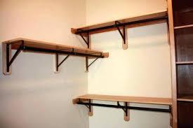 closet rod and shelf bracket closet rod bracket cool shelf brackets oval closet rod and shelf closet rod and shelf bracket
