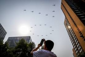 Fatal Crash Highlights Chinese Air Forces Flaws With Drill
