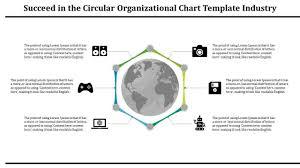 Organizational Chart Of A Company Slideegg
