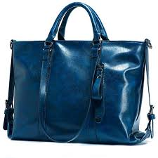 rochvie leather waterproof handbags shoulder