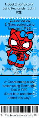 spiderman hello kitty birthday invitations a tampa lifestyle spidey kitty tutorial