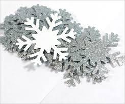 Frozen Snowflake Templates 15 Free Printable Sample Example