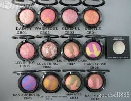 mac mineralize blush makeup blush baking 3 5g 12pcs