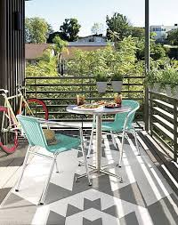 10 modern bistro sets for a perfect