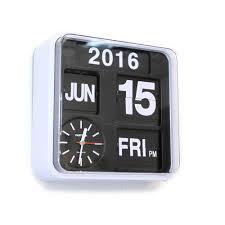 home clock flip ech wall flip clock s