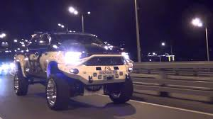Toyota Tundra TRD Supercharger, Metallica Style. Ride! - YouTube
