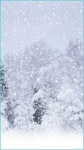 Nature Heavy Snow Forest #iPhone #9 ...