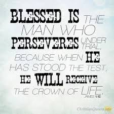 Christian Quotes On Perseverance